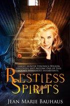 Omslag Restless Spirits