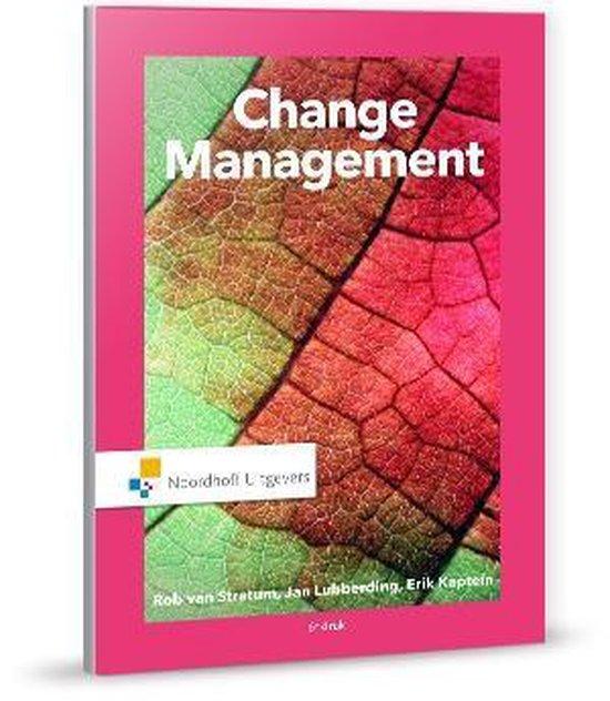 Changemanagement - Jan Lubberding |