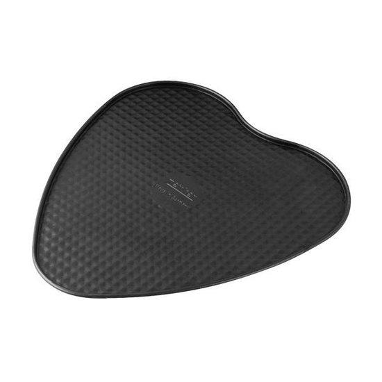 Zenker Springvorm Hart - Ø 26 cm - Zwart
