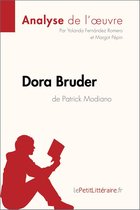 Dora Bruder de Patrick Modiano (Analyse de l'oeuvre)