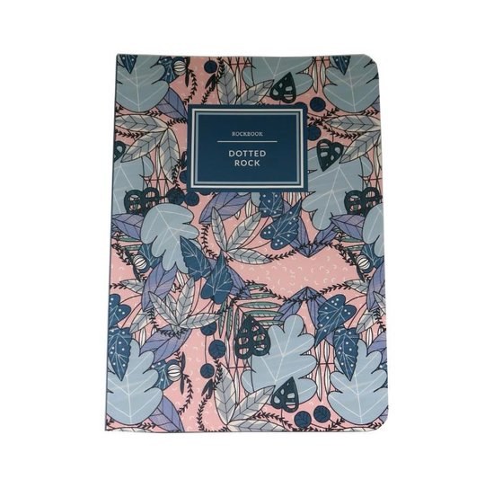 Boek cover On The Rocks x Groene Meisjes  -   Dotted Rock van Merel Wildschut (Paperback)
