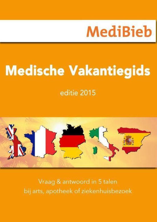 MediBieb 27 - Medische vakantiegids / Uitgave 2015 - MediBieb |