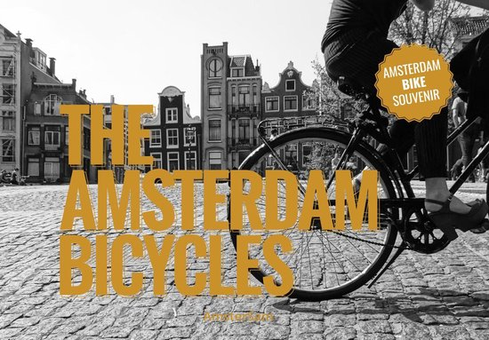 The Amsterdam bicycles - Amstersam |