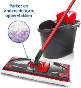 Vileda UltraMax Microfibre Sensitive Mopset - voor delicate vloeren