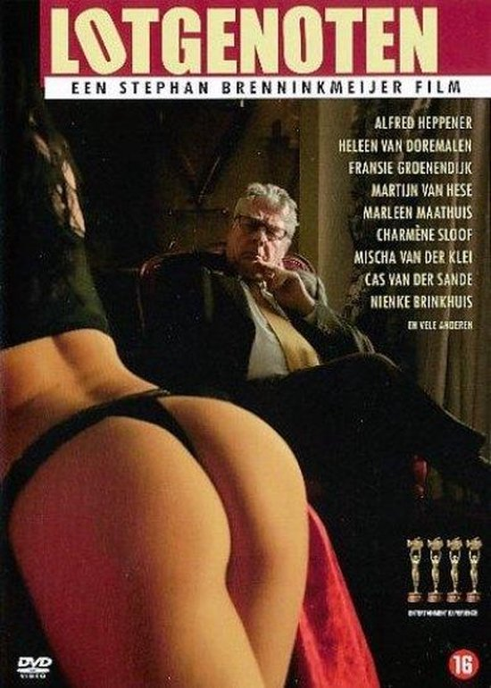 Cover van de film 'Lotgenoten'