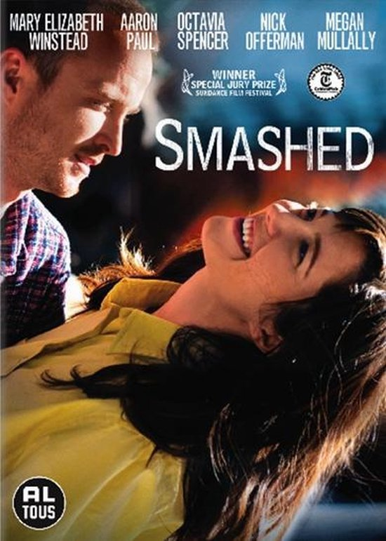 Cover van de film 'Smashed'