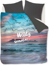 Ambiante Hello Sunshine - Dekbedovertrek - Lits-jumeaux - 240x200/220 cm - Multi