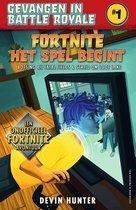 Gevangen in Battle Royale 1 - Fortnite - Het spel begint