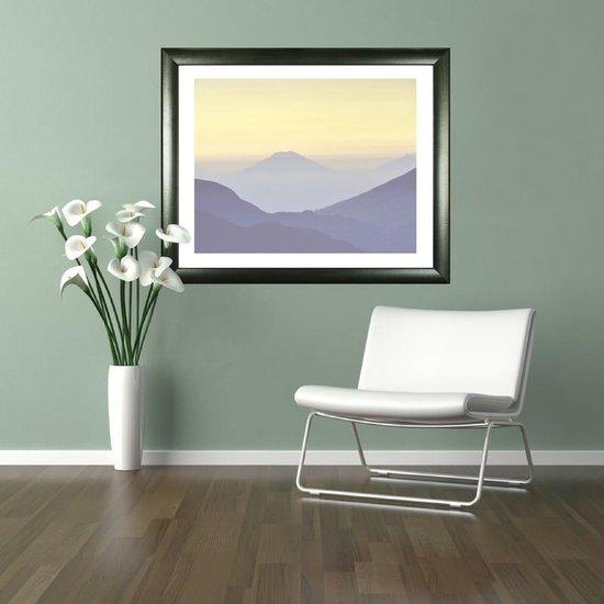 Homedecoration Colorado – Fotolijst – Fotomaat – 28 x 80 cm – Donker groen