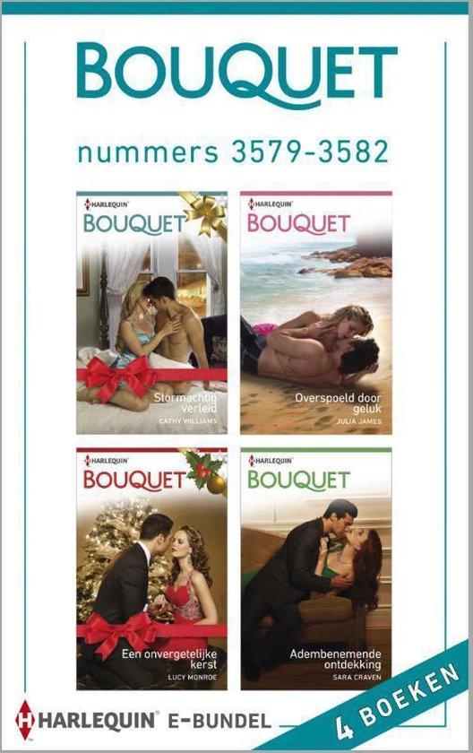 Bouquet e-bundel nummers 3579-3582, 4-in-1 - Cathy Williams pdf epub