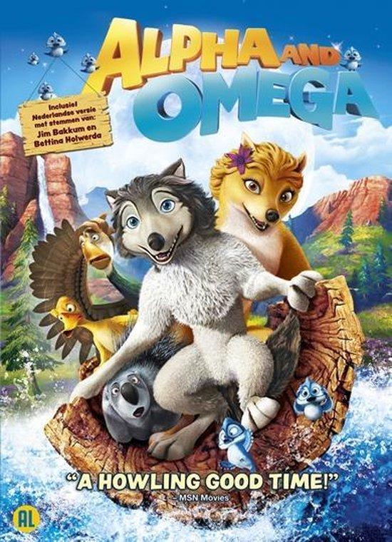 Cover van de film 'Alpha And Omega'