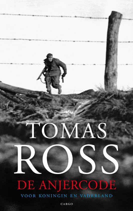 De anjercode - Thomas Ross |