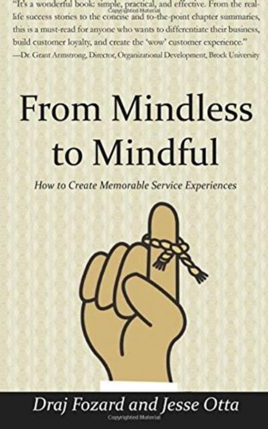 From Mindless to Mindful
