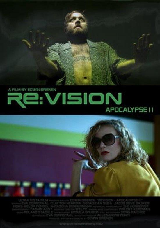 Cover van de film 'Re:Vision'