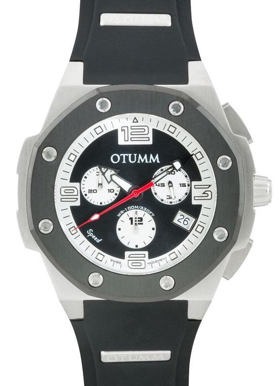 Otumm Otumm Speed Steel SPST45-006 Horloge 45mm