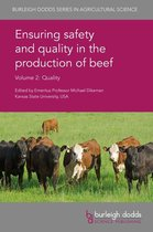 Boek cover Ensuring safety and quality in the production of beef Volume 2 van Prof. Mick Price (Onbekend)