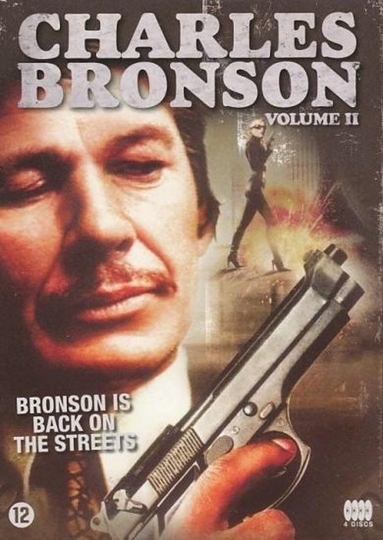 Cover van de film 'Charles Bronson Box - Volume 2'