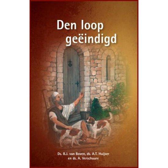 Themapreken - Den loop geëindigd - B.J. van Boven |