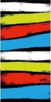 Yello Strandlaken Stripes 150 X 70 Cm