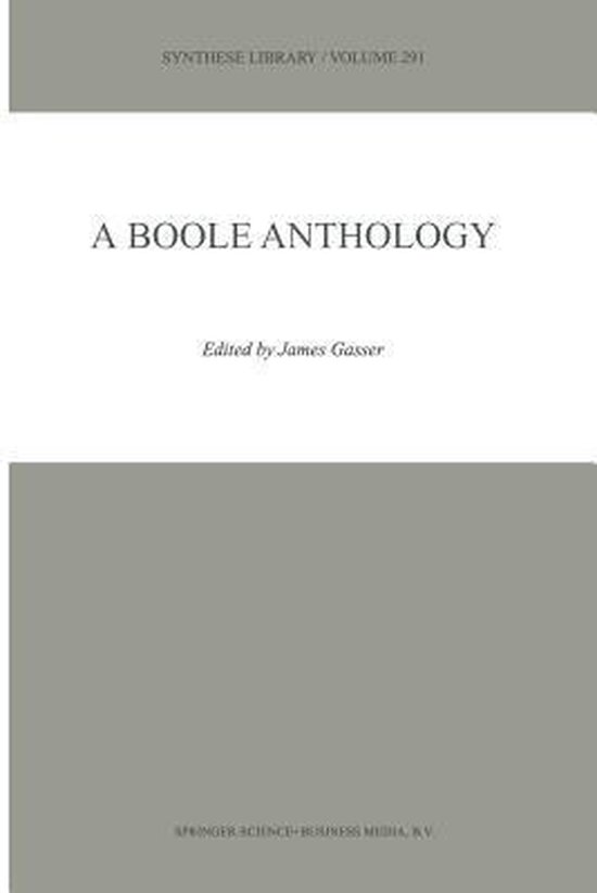A Boole Anthology