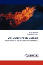 Oil Violence in Nigeria