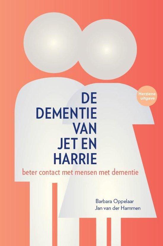 De dementie van Jet en Harrie - Barbara Oppelaar  
