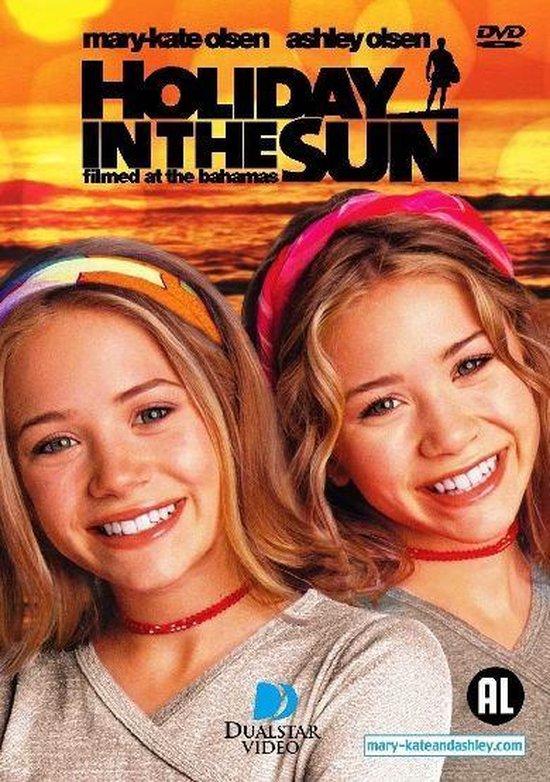 Cover van de film 'Holiday In The Sun'