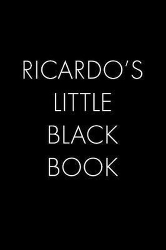 Ricardo's Little Black Book