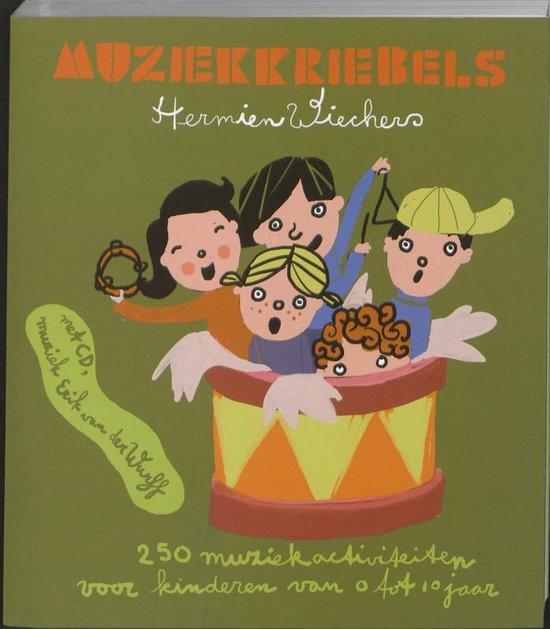 Muziekkriebels + CD - H. Wiechers |
