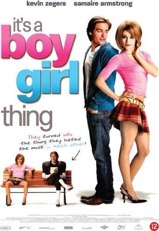 Cover van de film 'It's A Boy Girl Thing'