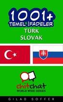 1001+ Temel İfadeler Türk - Slovak