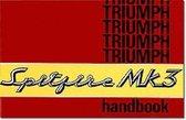 Triumph Spitfire Mk 3 Owners' Handbook