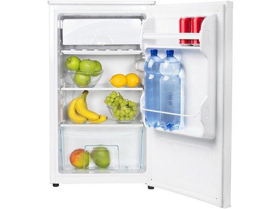 Koelkast: Tristar KB-7392 - Smalle Tafelmodel koelkast - Wit, van het merk Tristar