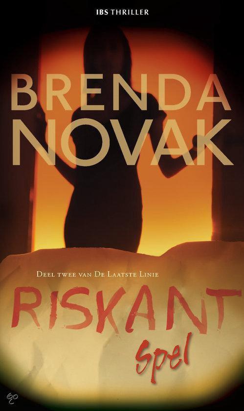 Ibs Thriller 8 - Riskant Spel - Brenda Novak pdf epub