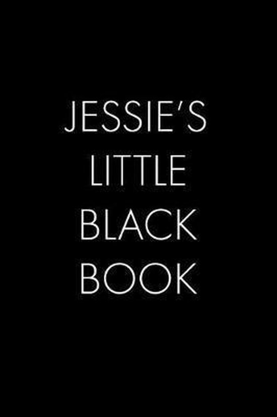 Jessie's Little Black Book