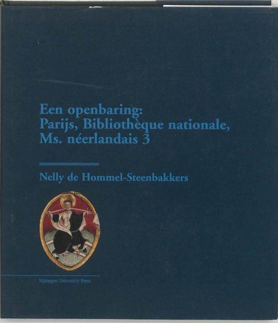 Een openbaring - N. de Hommel-Steenbakkers |