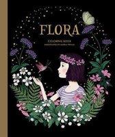 Flora Coloring Book