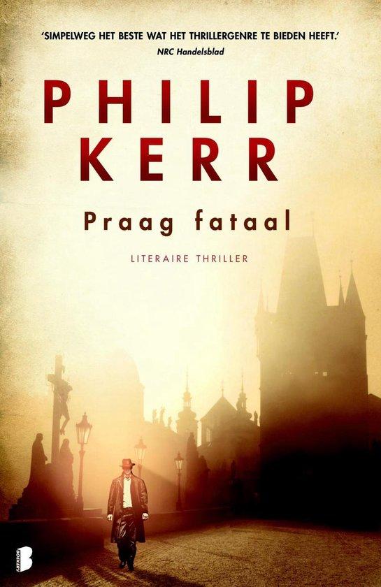 Bernie Gunther - Praag fataal - Philip Kerr |