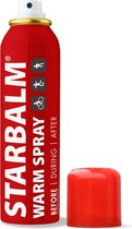 Starbalm Warmte Spray 150ml