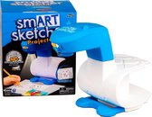 Smart Sketcher - Inclusief SD kaart en AC Adapter - Hobbypakket