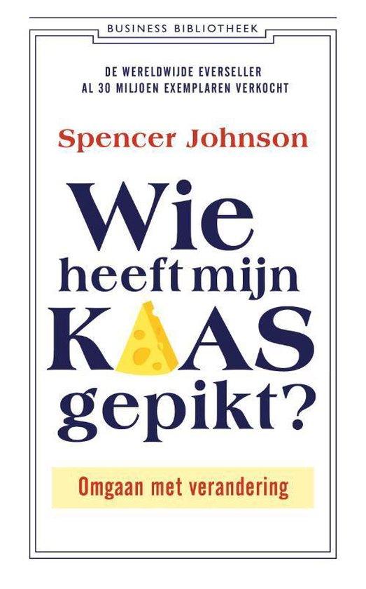 Wie heeft mijn kaas gepikt? - Spencer Johnson   Fthsonline.com