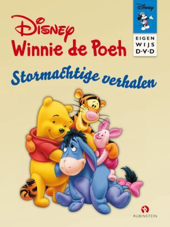 Disney - Winnie De Poeh Stormachtige Verhale - Smit |