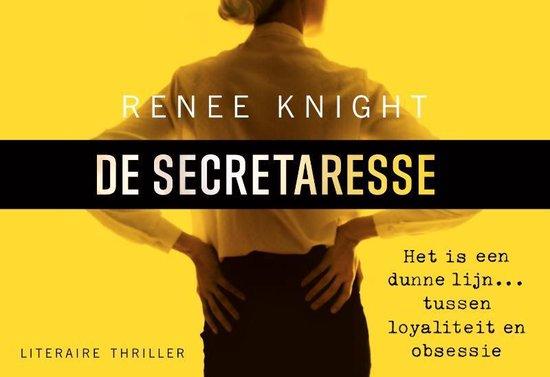 De secretaresse - dwarsligger (compact formaat) - Renee Knight   Fthsonline.com