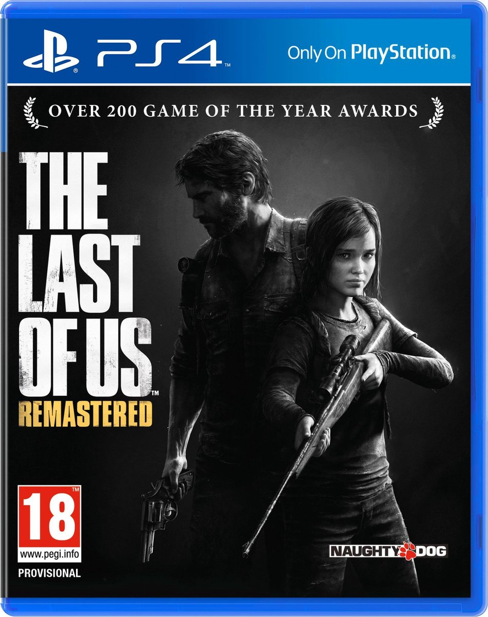 The Last Of Us: Remastered - PS4 - Sony