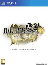 Final Fantasy Type 0 HD Collectors Edition