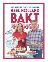 Boek cover Het nieuwe grote bakboek Heel Holland bakt van Martine Steenstra (Hardcover)