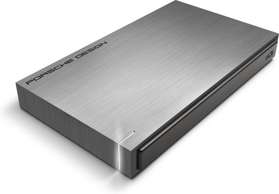LaCie Mobile Drive Porsche Design externe harddisk 1TB