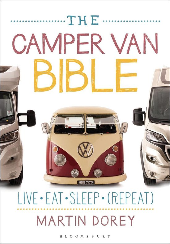 Boek cover The Camper Van Bible van Mr Martin Dorey (Onbekend)