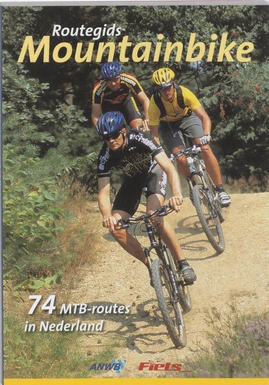 Routegids Mountainbike - Onbekend |