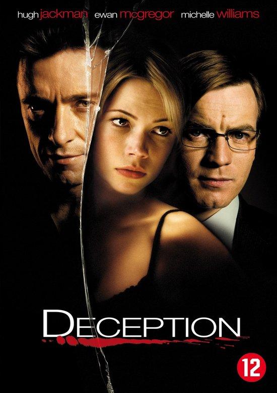 Cover van de film 'Deception'